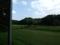 印旛村瀬戸 稲荷神社からみた風景