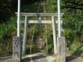 [神社][鳥居]金刀比羅神社 - 印旛村瀬戸一本松