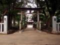 [神社][鳥居]八幡神社 - 八千代市吉橋