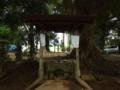 [神社][手水舎]八幡神社 - 八千代市吉橋