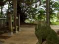 [神社][狛犬][鳥居]八幡神社 - 八千代市吉橋