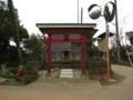 [神社][鳥居]古峰神社 - 八千代市吉橋