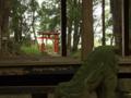 [神社][狛犬][鳥居]八幡神社 - 八千代市吉橋高本