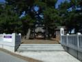 [神社][鳥居]須賀神社 - 鴨川市広場