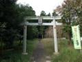 [神社][鳥居]火皇子神社 - 印西市大森