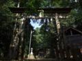 [神社][鳥居]日枝神社 - 八千代市麦丸