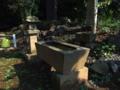 [神社][手水舎]水盤 大宮神社 - 八千代市島田