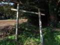 [神社][鳥居]神明神社 - 八千代市桑納