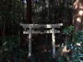 [神社][鳥居]天神宮 - 八千代市桑橋