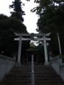 [神社][鳥居]八幡神社 - 千葉県八千代市大和田新田