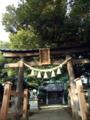[神社][鳥居]長崎神社 - 東京都豊島区長崎