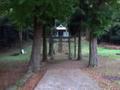 [神社][鳥居]玉前神社 - 千葉県市原市高坂