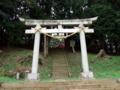 [神社][鳥居]八幡神社 - 千葉県市原市藪