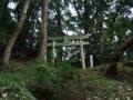 [神社][鳥居]白鳥神社 - 千葉県市原市石塚