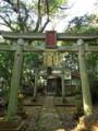 [神社][鳥居]菅原神社 - 千葉県八千代市下高野