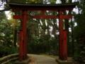 [神社][鳥居]熊野神社 - 千葉県長生郡長南町笠森