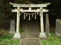 [神社][鳥居]熊野神社 - 千葉県長生郡長南町蔵持