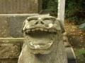 [神社][狛犬]高滝神社 - 千葉県市原市高滝