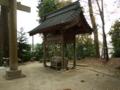 [神社][手水舎]高滝神社 - 千葉県市原市高滝