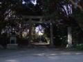 [神社][鳥居]渡海神社 - 千葉県銚子市高神西町