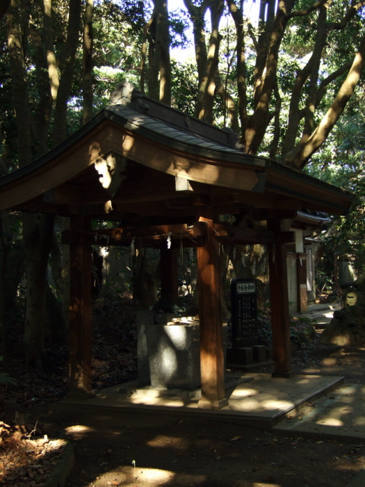渡海神社 - 千葉県銚子市高神西町