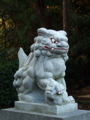 [神社][狛犬]伊豆神社 - 千葉県酒々井町飯積