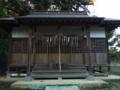 [神社]伊豆神社 - 千葉県酒々井町飯積