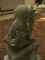 [神社][狛犬]大宮神社 - 千葉県八千代市島田