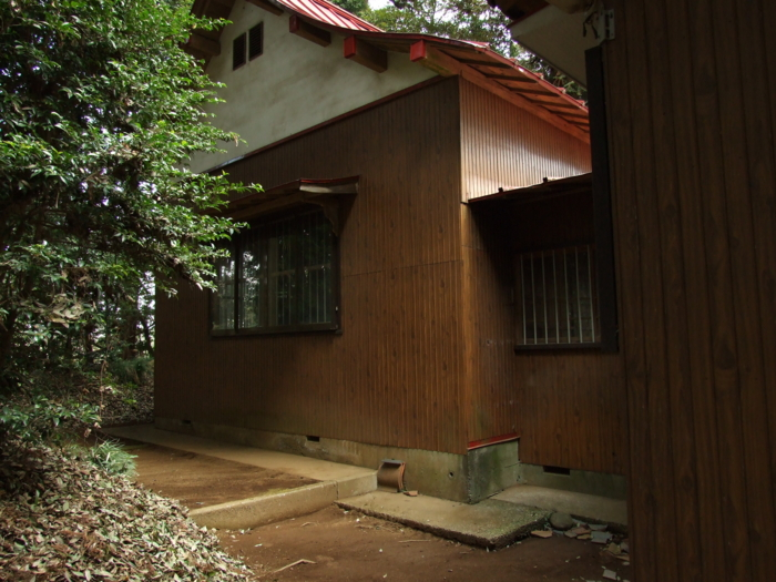 熱田神社 - 千葉県八千代市佐山