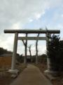 [神社][鳥居]神明神社 - 千葉県八千代市真木野