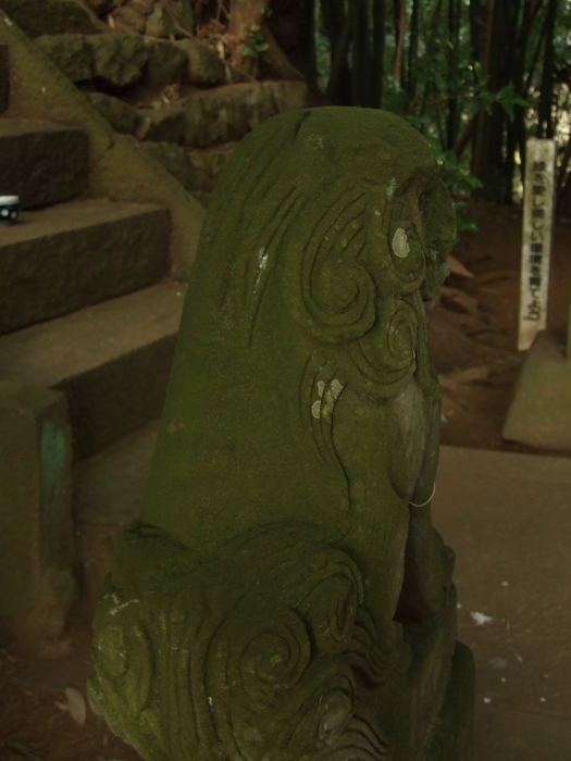 安房神社 - 千葉県八千代市佐山
