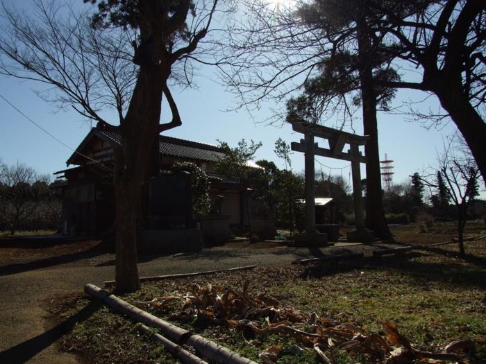 日宮神社 - 千葉県八千代市米本字逆水