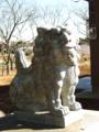 [神社][狛犬]日宮神社 - 千葉県八千代市米本字逆水