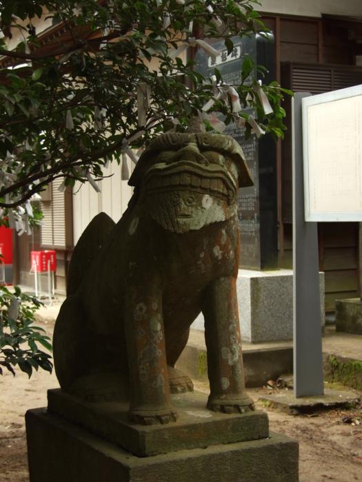 飯綱神社 - 千葉県八千代市萱田