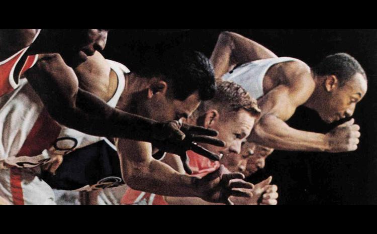 「無言で語る!」今から52年前の東京オリンピックのポスターがめちゃくちゃかっこいい!