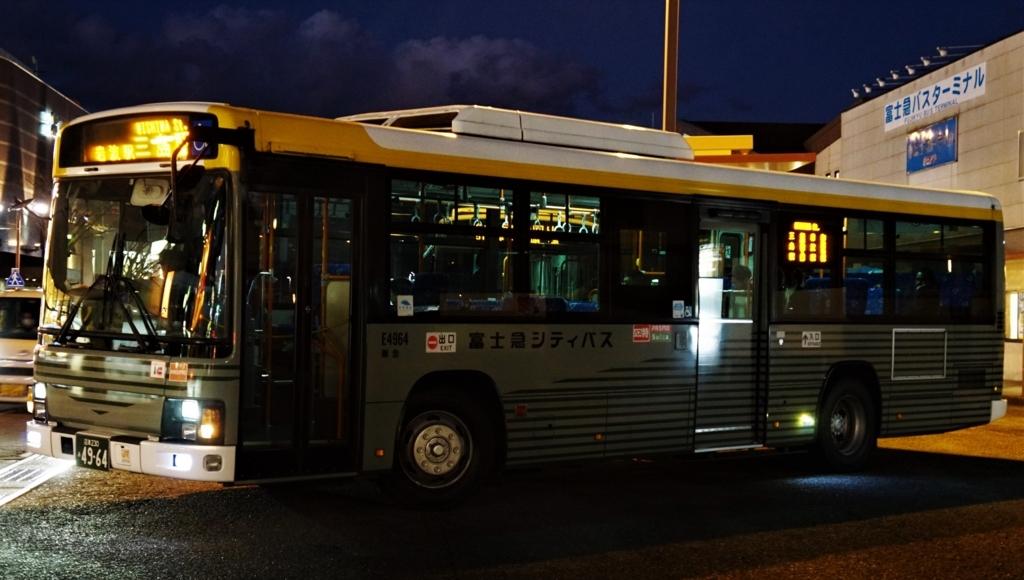 富士急シティバス E4964 - おぐ...