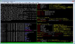 tmuxを使うことで画面分割やタブの切り替えが簡単に行えます