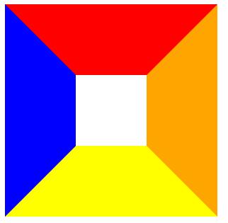css triangle - webかたつむり