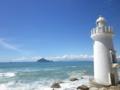 [渥美半島一周]伊良湖岬灯台と神島