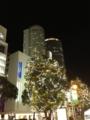 クリスマスイブの名駅
