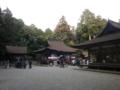 [初詣2013]拝殿・本殿・摂社