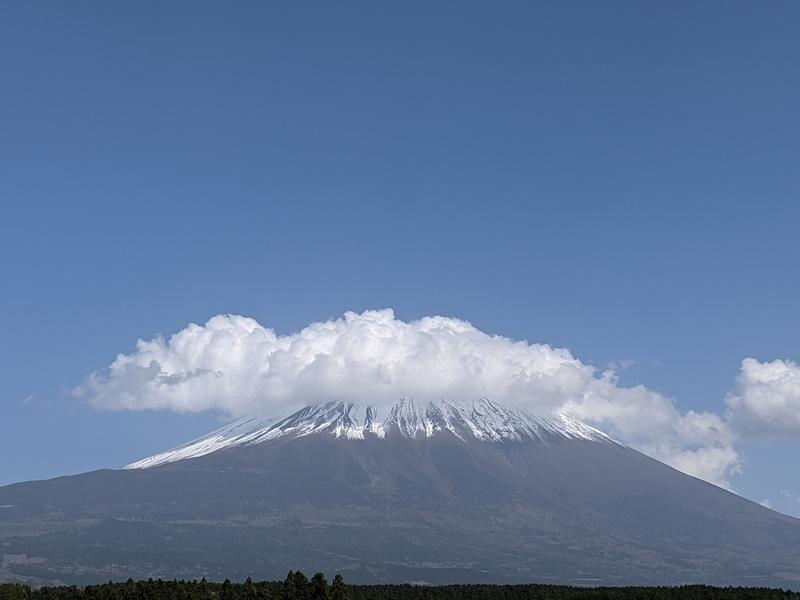 富士山 2021.04.30