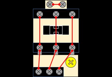 内部の接続イメージ