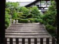 東福寺近くの寺院(地蔵が可愛い)