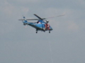 [大分][田ノ浦ビーチ][ダイビング][ダイブワン][水難救助][人命救助][ヘリコプター][決定的瞬間]
