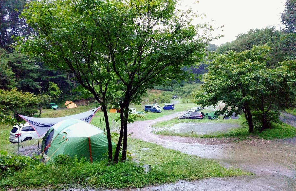 星の降る森キャンプ場
