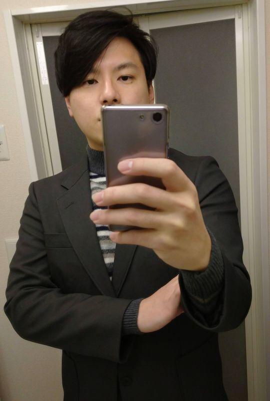 今日のジャケット