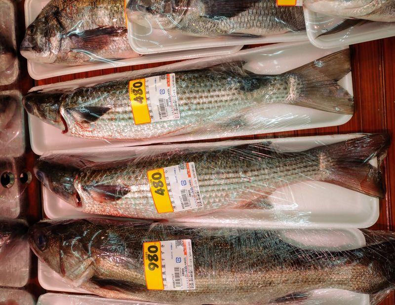 業務スーパー 鮮魚コーナー