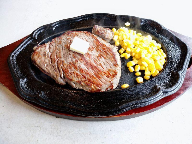 A-STEAKランチステーキ