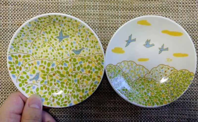 市川和美×ガスト小皿